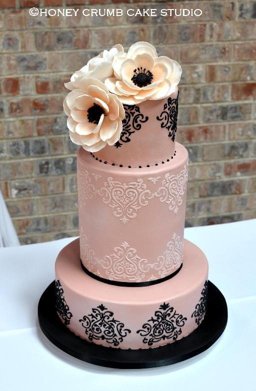 Свадьба - Classic And Elegant Tiered Wedding Cakes