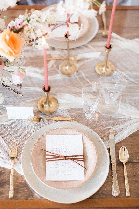 Wedding Theme Brown Pink And Gold Wedding Ideas 2518773 Weddbook