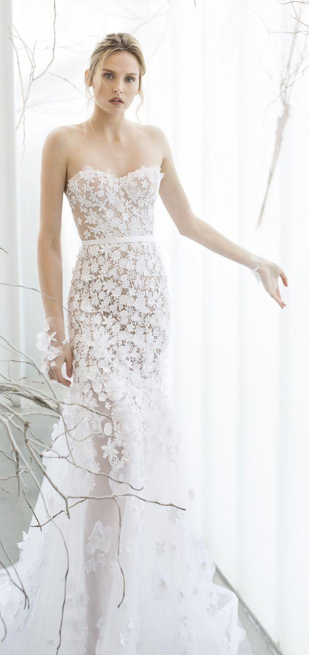 Свадьба - Mira Zwillinger Spring 2017 Bridal Collection - Whispher Of Blossom