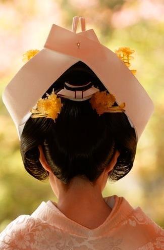Свадьба - Japanese Wedding :: Bride (春日大社, 奈良, Japan)
