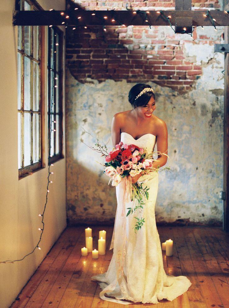 زفاف - Dreamy Bridals With Moody Reds, Lush Pinks   Warm Golds
