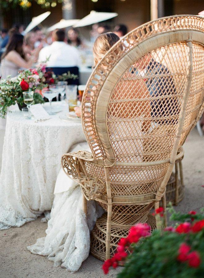 Hochzeit - Al Fresco Summer Santa Barbara Wedding