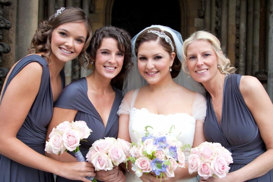 زفاف - Infinity Bridesmaid Dresses