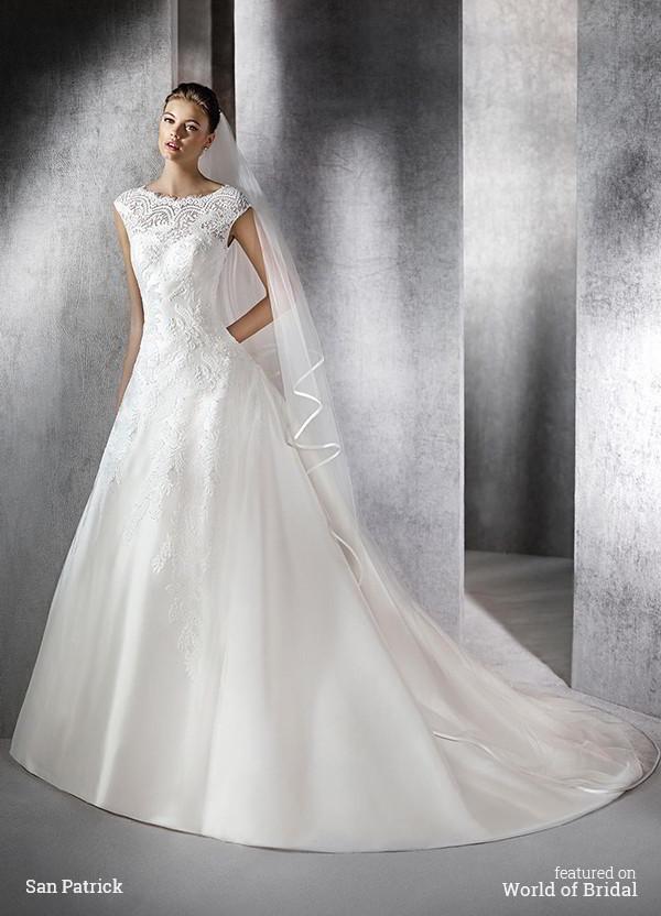 Wedding - San Patrick 2016 Wedding Dresses - Part 2