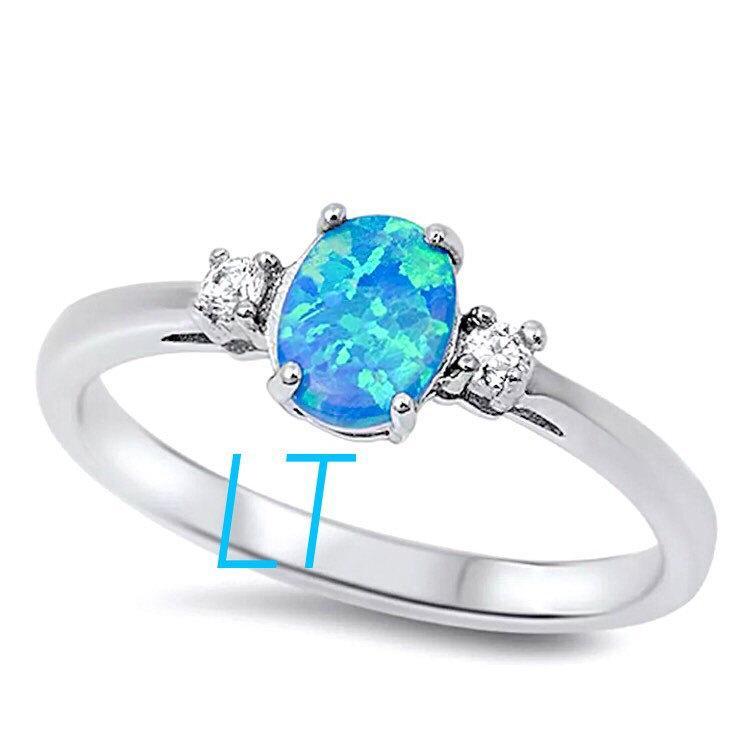disney s princess cinderella inspired blue opal sterling