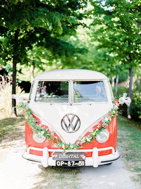 Mariage - Colorful Festival-Inspired Wedding In Portugal