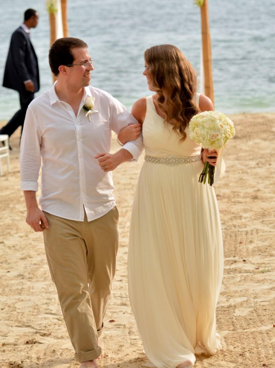 Beach Wedding Bridal Belt Sash Belt Bridal Belt Sash Belt