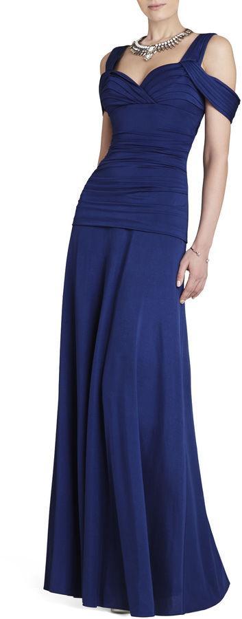 Свадьба - Nathalie Ruched-Bodice Knit Dress