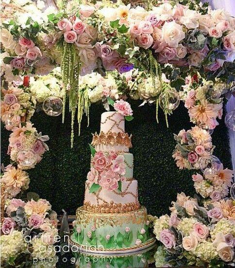 Wedding - Wedding Cakes & Flowers