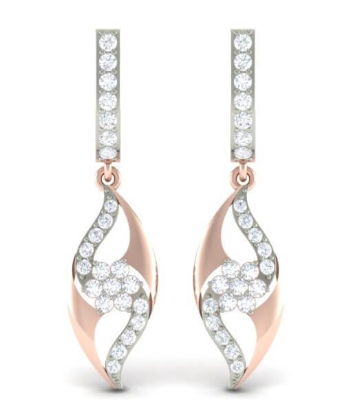 Свадьба - The Eyesore Diamond Earrings