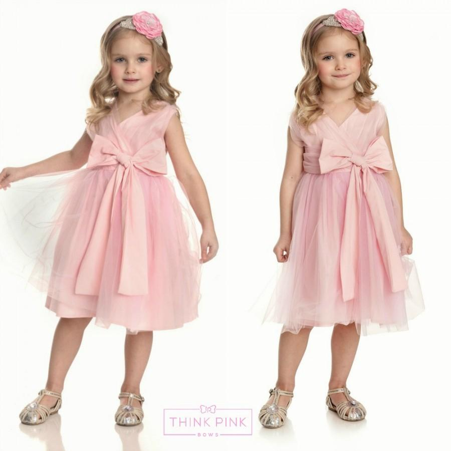 Flower Girl Dresses #6 - Weddbook
