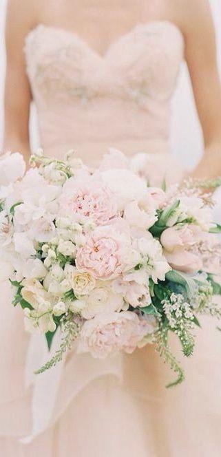 Свадьба - Bridal Pink Flower