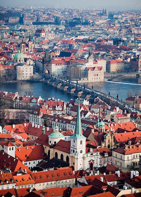 Wedding - Prague - Europe Center