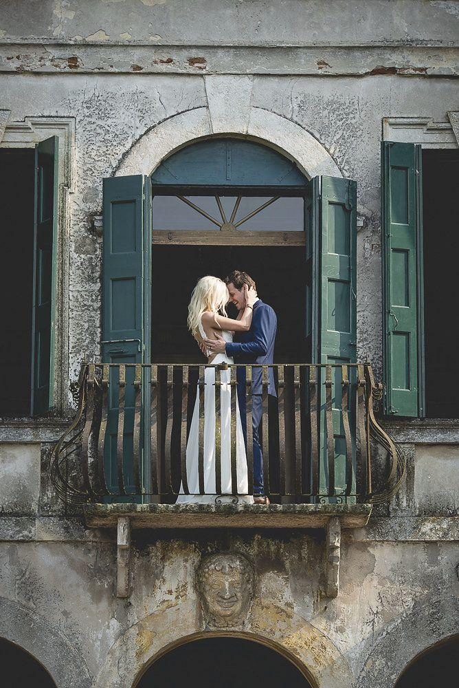 Wedding - Italian Garden Wedding At Villa Zambonina