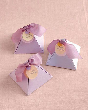 boxed wedding favors martha stewart weddings favors 2521029