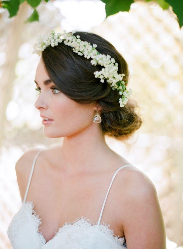 Hochzeit - 100 Drop-Dead-Gorgeous Hairstyles To Inspire Your Big Day 'Do