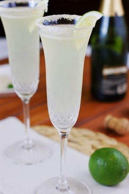 Свадьба - Champagne Margaritas {Happy New Year!}