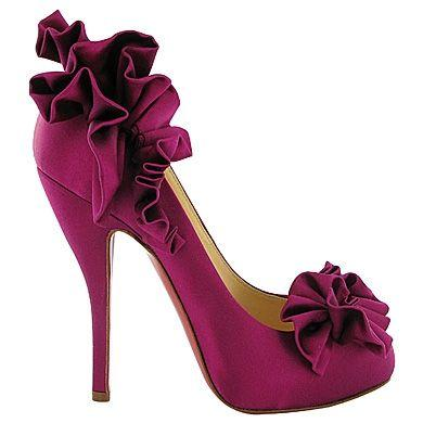 Wedding - The Collection: Christian Louboutin's Autumn Winter 2011 Shoes