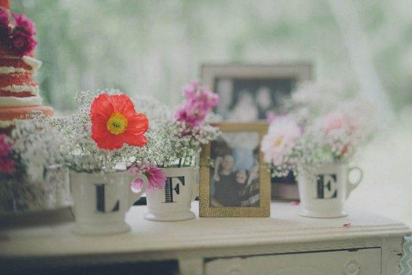 Hochzeit - Just Try Not To Smile At This Sentimental Colorado Brunch Wedding
