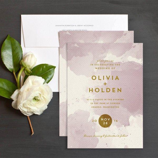 زفاف - Our Printed Wedding Invitations