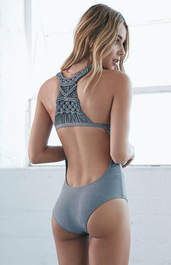 Wedding - Billabong All About The Details One Piece Swimsuit At PacSun.com