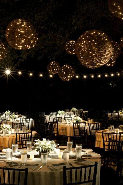Wedding - B-E-A-U-T-I-F-U-L Wedding Decoration