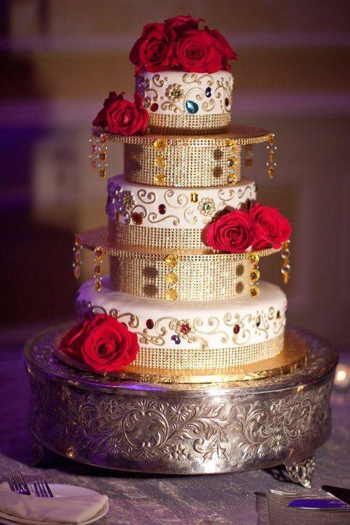 Hochzeits Thema Photo Indian Wedding Cake Tiered 2523061 Weddbook