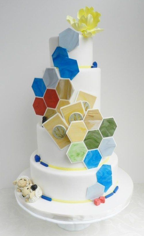 Wedding - 27 Gorgeous Wedding Cakes That Are Almost Too Pretty To Eat
