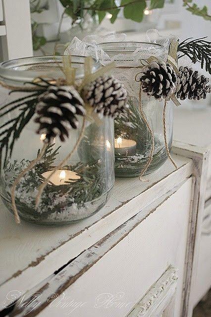 Свадьба - Christmas Craft Ideas!