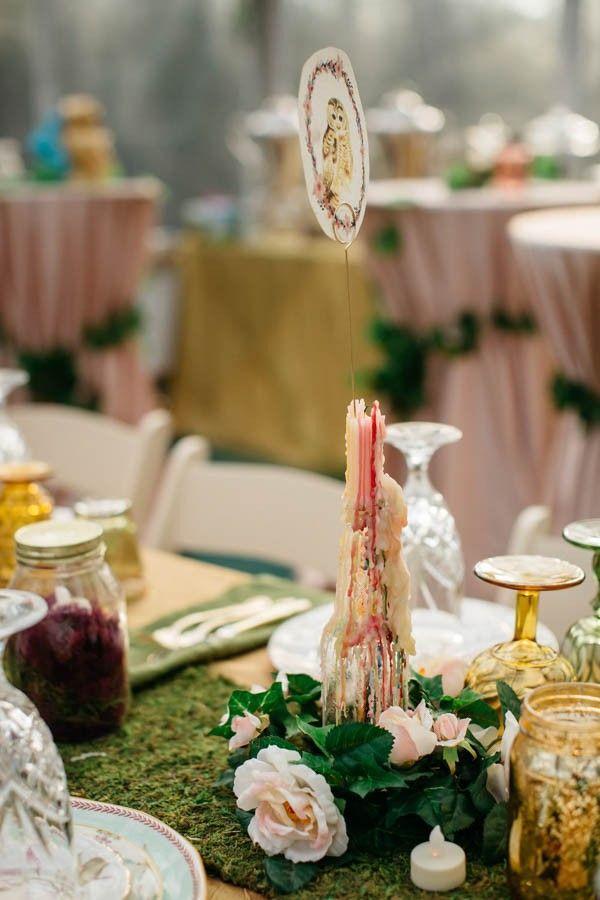 زفاف - Woodland Wonderland Wedding At Fort Boggy State Park