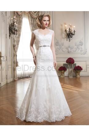 Hochzeit - Justin Alexander Wedding Dress Style 8689