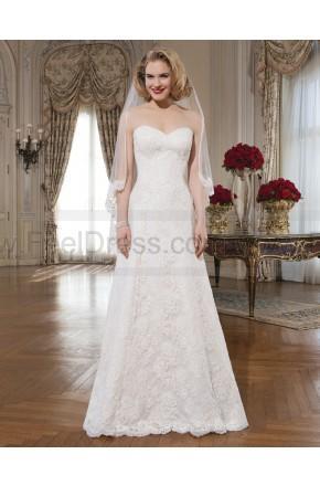 Wedding - Justin Alexander Wedding Dress Style 8627