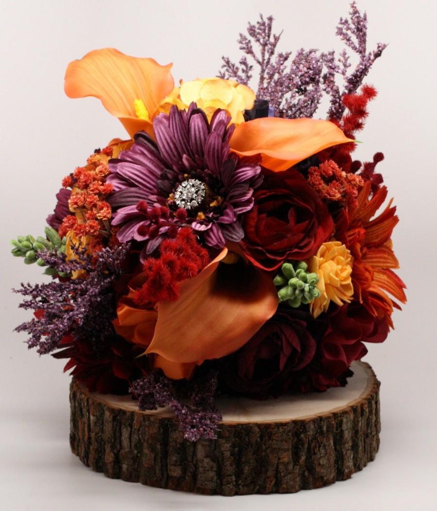Hochzeit - Fall Bouquet Package for Tessa F.