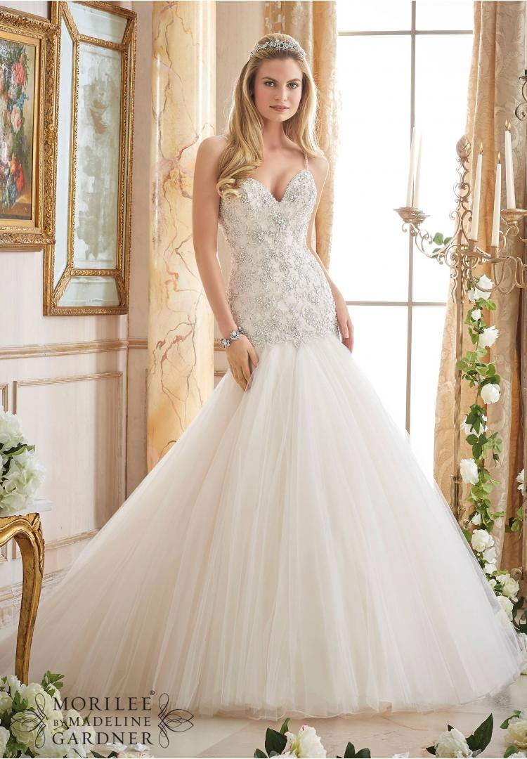 Wedding - mori lee 2874