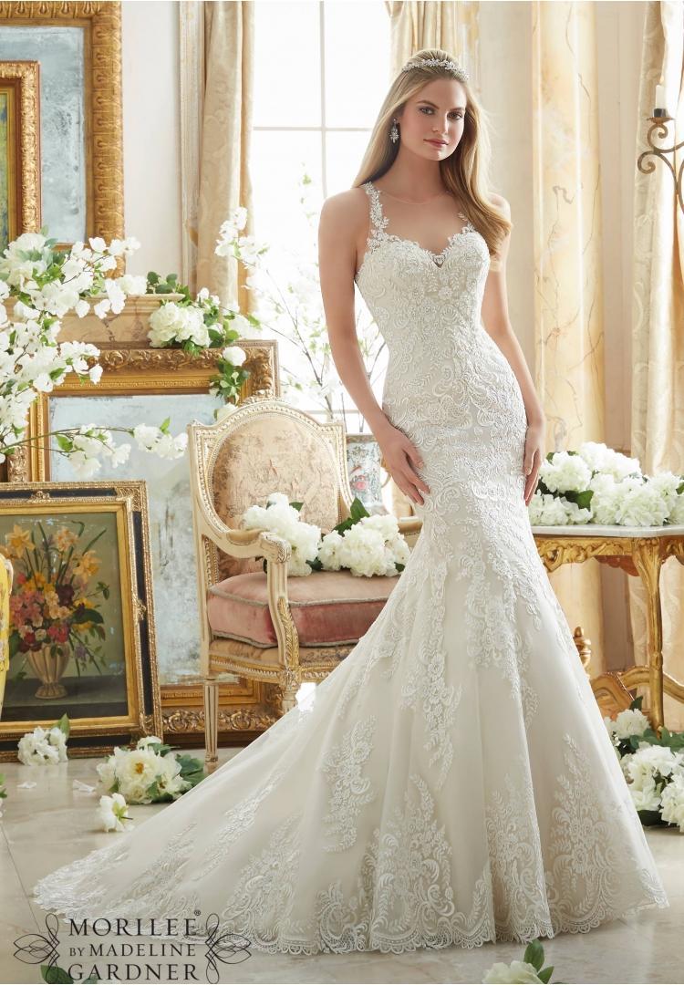 Wedding - mori lee 2876