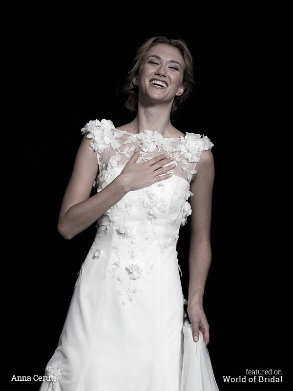Wedding - Anna Ceruti 2016 Wedding Dresses