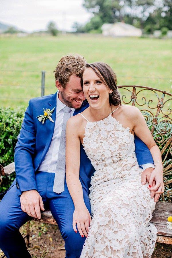 Mariage - Australian Garden Party Wedding At Merribee House