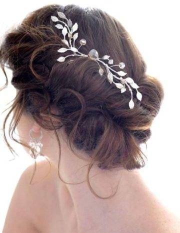 Wedding - 50 Bridal Hairstyle Ideas For Your Reception