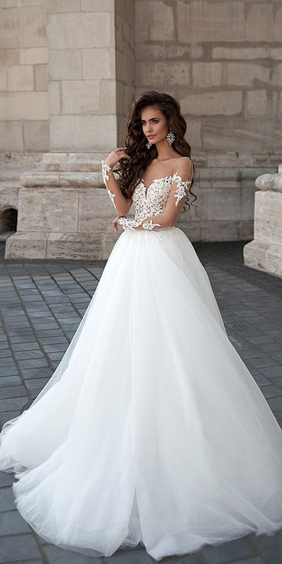 50 beautiful lace wedding dresses to die for 2524017 for Wedding dresses to die for