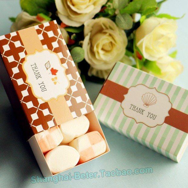Hochzeit - Baby Birthday Leaf Candy Box Wedding Decoration BETER-TH036