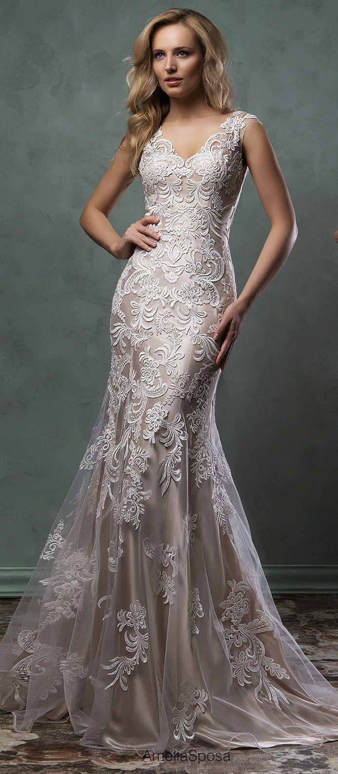 Nozze - Amelia Sposa 2016 Wedding Dresses Collection