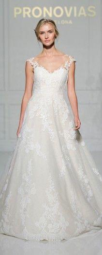 Mariage - New York Bridal Week: Pronovias 2016