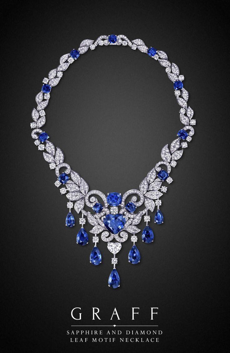 Wedding - Bridesmaid Jewelry Sapphire Blue Silver Drop NECKLACE Wedding Bridal Wedding… Vintage Engagement Rings