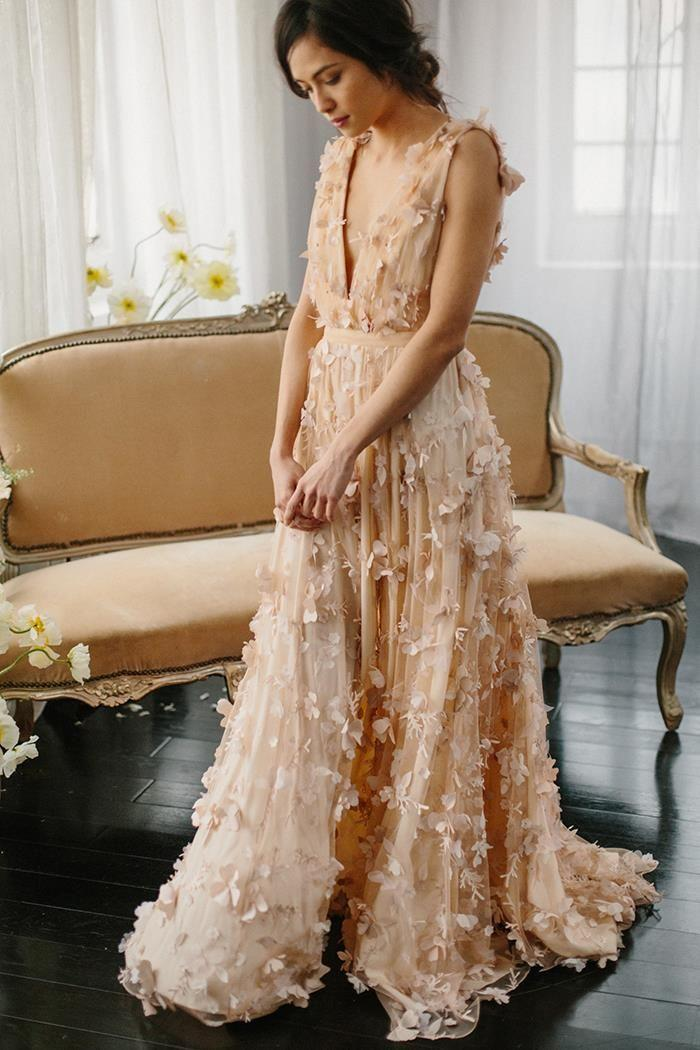 Romantic wedding dresses from alexandra grecco once wed 2524681 romantic wedding dresses from alexandra grecco once wed junglespirit Choice Image