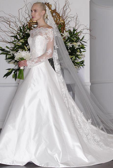 Wedding - Legends By Romona Keveza Wedding Dresses - Fall 2016 - Bridal Runway Shows - Brides.com