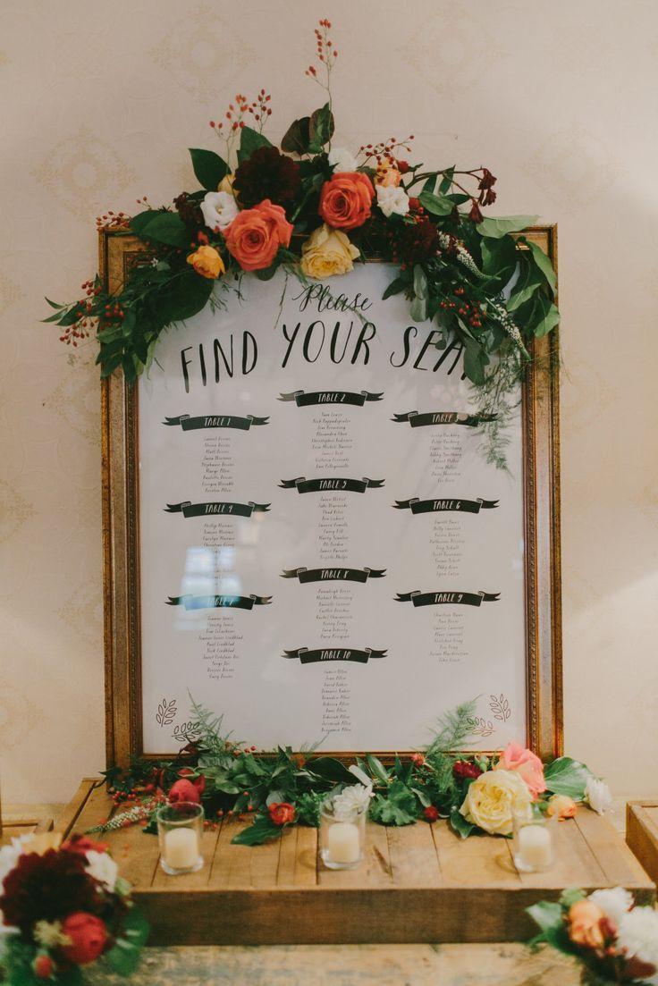 Mariage - Romantic Fall Wedding At The Bedford Village Inn