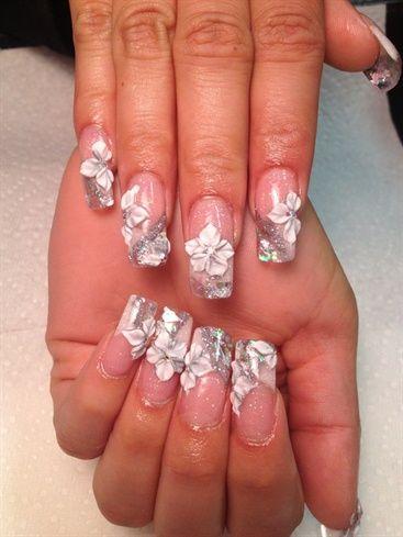 Wedding Nails By Nailsbyhanay From Nail Art Gallery 2525194 Weddbook