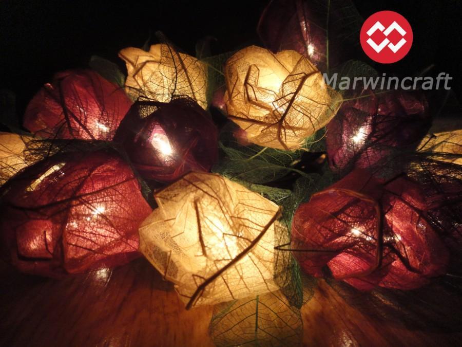 String Lights For Bedroom - Hanging String Lights In Living Room