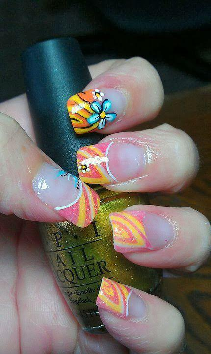 Wedding - Self Nail Designs For 2015 For Women
