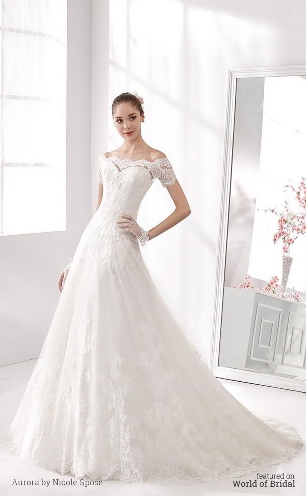 c9adb0b56 Aurora By Nicole Spose 2016 Wedding Dresses  2525974 - Weddbook